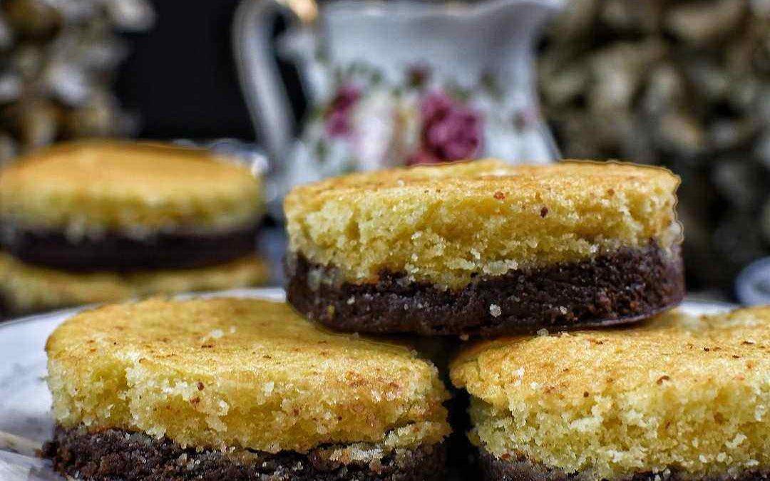 Brownie butter kolačići