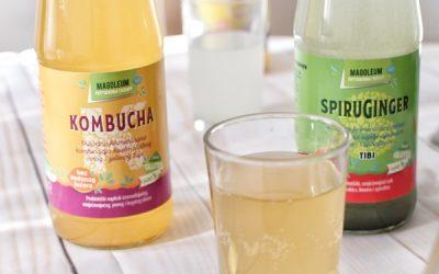 Tibi & Kombucha – sokići koje pijem bez grižnje savjesti