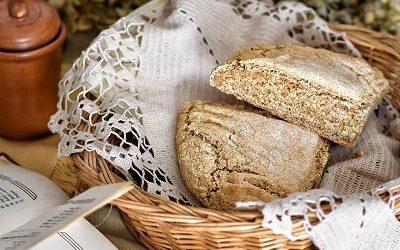 Kruh od pirovog i kukuruznog brašna