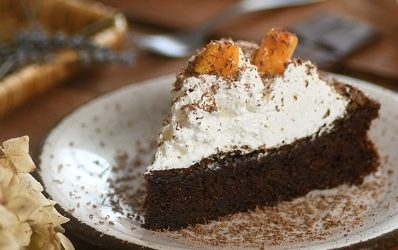 Čokoladna mousse torta (bez brašna)